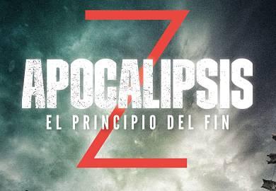 Portada Apocalipsis Z El principio del fin de Manel Loureiro en libros de terror
