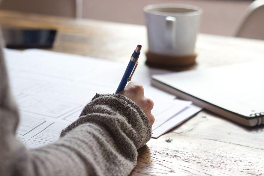 Mamá, quiero escribir