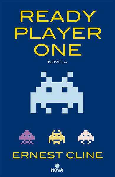 Ready Player One de Ernest Cline portada
