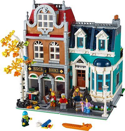 Regalos para lectores libreria de LEGO