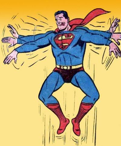 Superman ciencia ficcion o fantasia