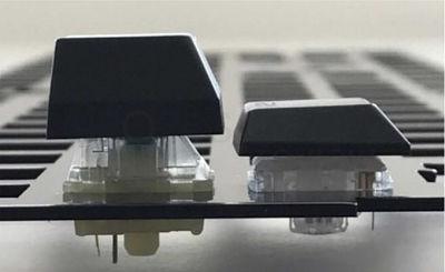 Teclado mecánico para escribir vs teclado de membrana